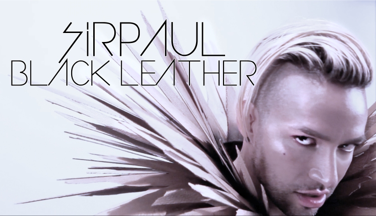 Black Leather HEADER